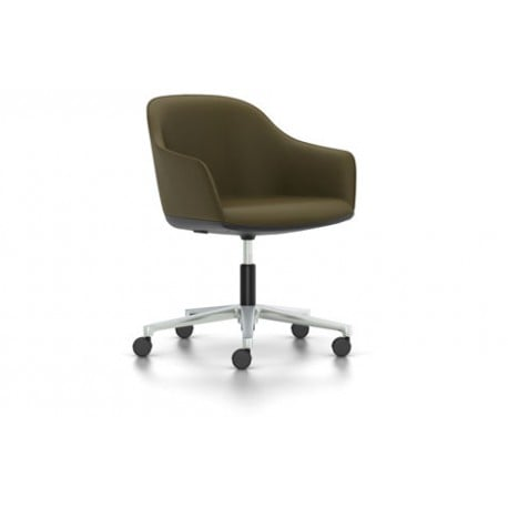 Softshell Chair (5-Star Feet) - vitra - Ronan and Erwan Bouroullec - Home - Furniture by Designcollectors