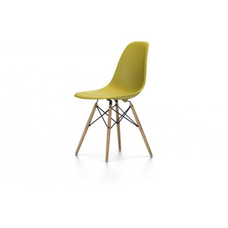 Eames Plastic Chair DSW Stoel zonder bekleding - vitra - Charles & Ray Eames - Home - Furniture by Designcollectors