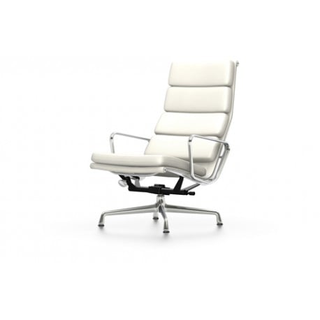 Soft Pad Chair EA 222 - Vitra - Charles & Ray Eames - Arm-lounge-chairs - Furniture by Designcollectors