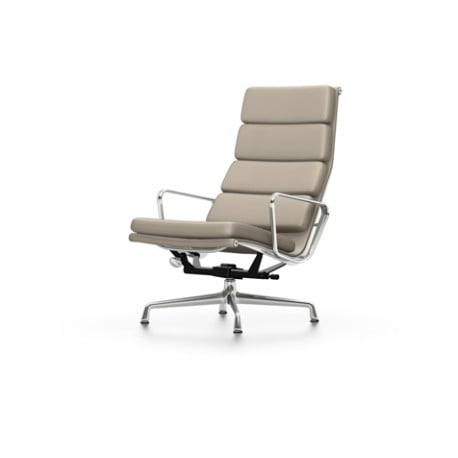 Soft Pad Chair EA 222 - vitra - Charles & Ray Eames - Arm & Lounge Chairs - Furniture by Designcollectors