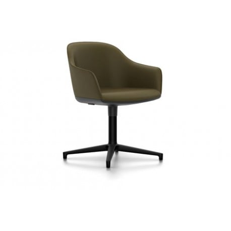 Softshell Chair (4-Star Feet) - vitra - Ronan and Erwan Bouroullec - Chairs - Furniture by Designcollectors