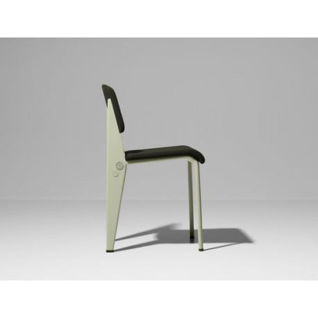 Prouvé RAW Standard SR Chair - vitra - Jean Prouvé - Chairs - Furniture by Designcollectors