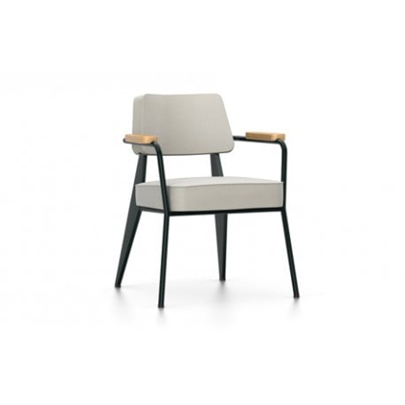 Fauteuil Direction - vitra - Jean Prouvé - Chairs - Furniture by Designcollectors