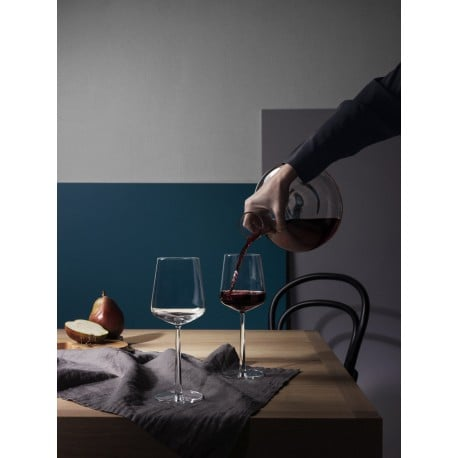 Essence red wine glass 4 pcs + 4 pcs for free - Iittala - Alfredo Häberli - Home - Furniture by Designcollectors