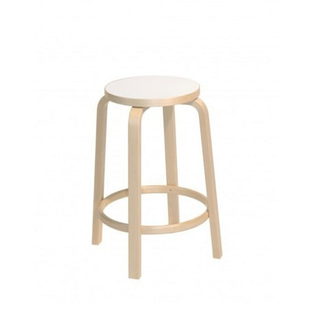 64 Bar Stool - artek - Alvar Aalto - Home - Furniture by Designcollectors