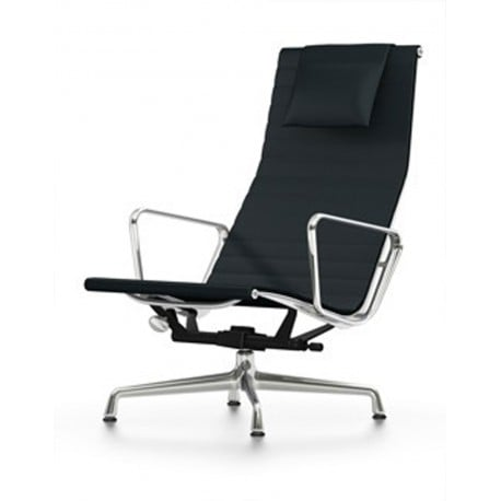 Aluminium Chair EA 124 Stoel - Vitra - Charles & Ray Eames - Home - Furniture by Designcollectors