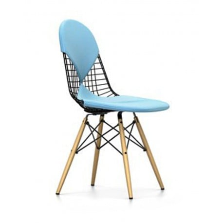DKW-2 Wire Chair - Vitra - Charles & Ray Eames - Furniture by Designcollectors