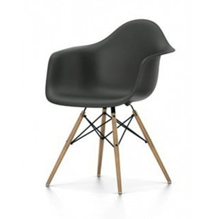 Eames Plastic Armchair DAW without upholstery