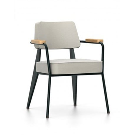 Fauteuil Direction - Vitra - Jean Prouvé - Furniture by Designcollectors