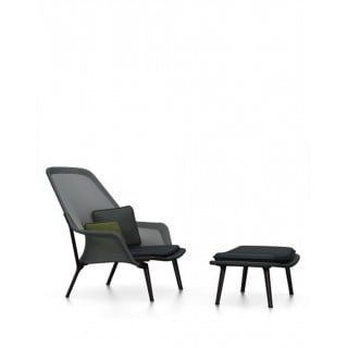 Slow Chair & Ottoman