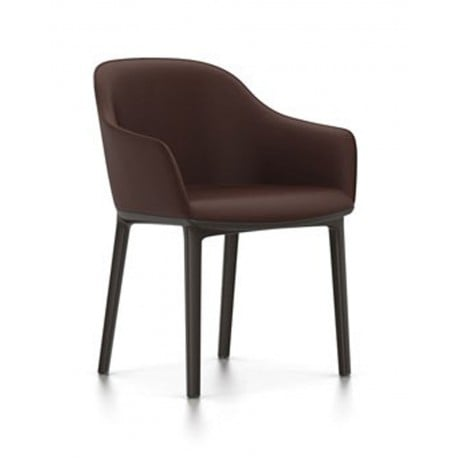Softshell Chair Stoel 4 poten - Vitra - Ronan and Erwan Bouroullec - Stoelen - Furniture by Designcollectors
