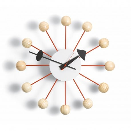 Ball Clock - Special edition - Vitra - George Nelson - Klokken - Furniture by Designcollectors