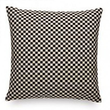 Checker - Black/White - Vitra - Alexander Girard - Textiles - Furniture by Designcollectors