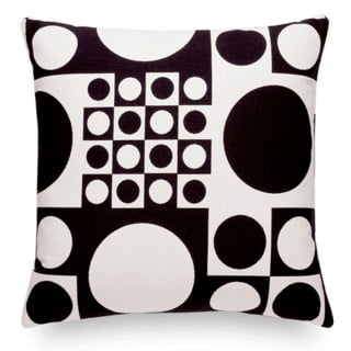 Classic Pillows Maharam - Geometri Black/White