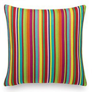 Maharam Coussin Millerstripe Multicolored Bright