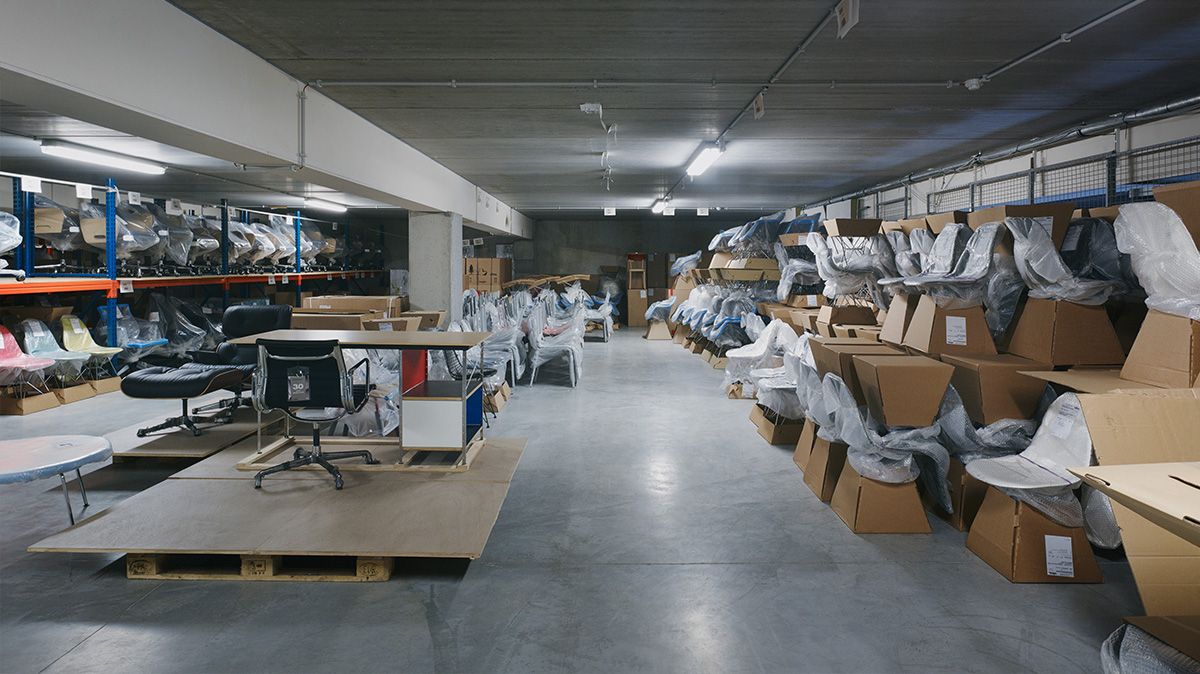 the Designcollectors stock
