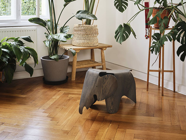 Eames Elephant will be 75 years old