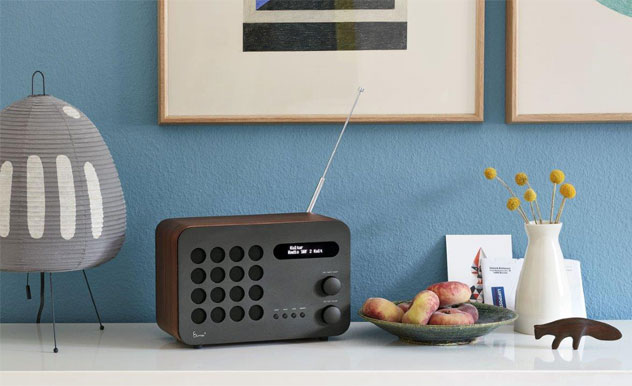 NEW! Eames Radio