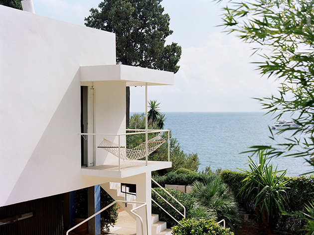 Villa E-1027 by Eileen Gray